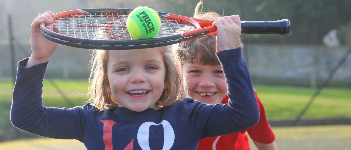 Mini Tennis Balls