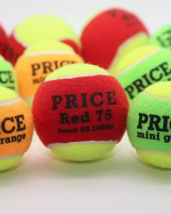 Mini Mixed Tennis Balls