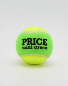 Mini Green Tennis Balls