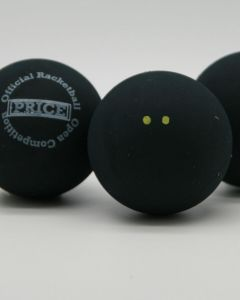 Price's Double Dot Expert Racketball