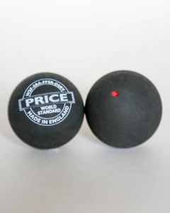 Red Dot Squash Ball