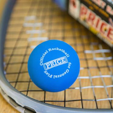 Racket Balls